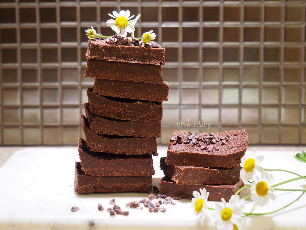 chocolate fudge healthy chocolate